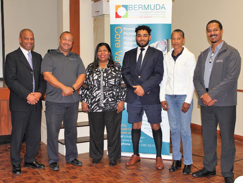 BEDC Vendor Presenters Bermuda March 2018