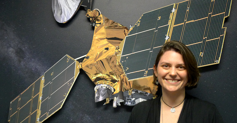 BHS Welcomes NASA engineer March 2018