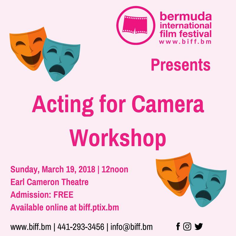BIFF Workshop for Actor Bermuda March 2018