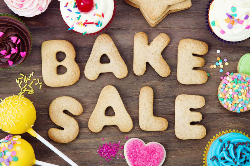 Bake sale March 2018