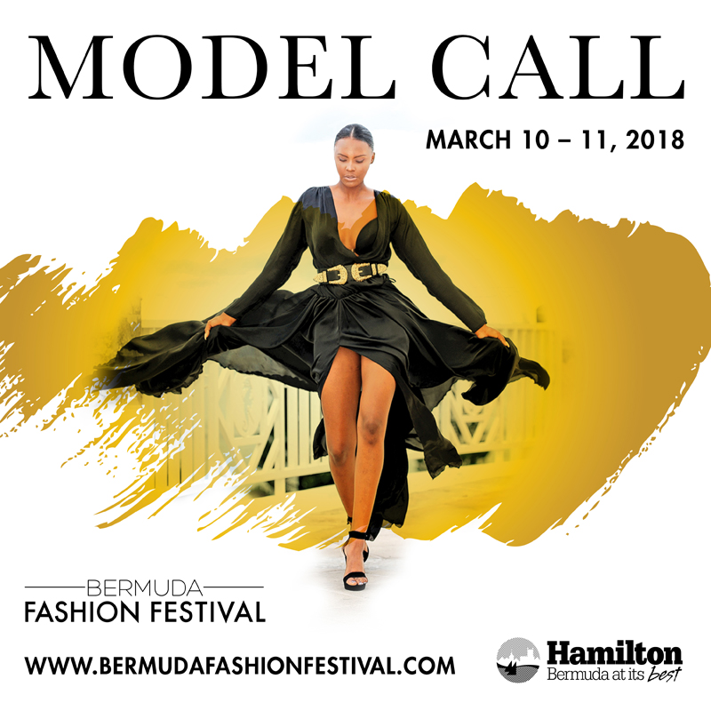 Bermuda Fashion Festival March 2018