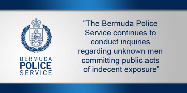 Bermuda Police Service TC Mach 2 2018