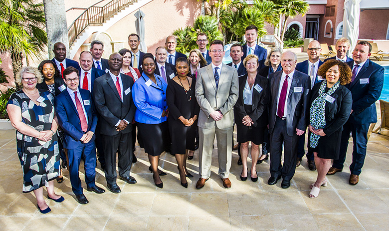 British Overseas Territories AG Conference Bermuda March 2018 (1)