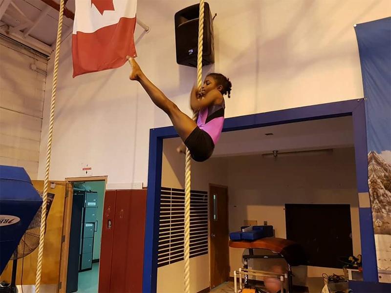 Gymnastics Challenge Bermuda March 2018 (2)