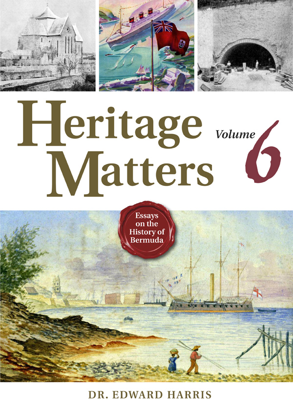 Heritage Matters Bermuda March 2018