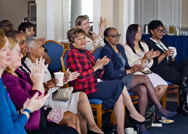 IWD Breakfast Conversation Panel Bermuda March 2018 (2)
