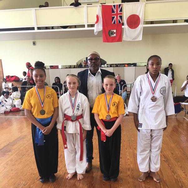 Martial Arts Bermuda March 5 2018 1