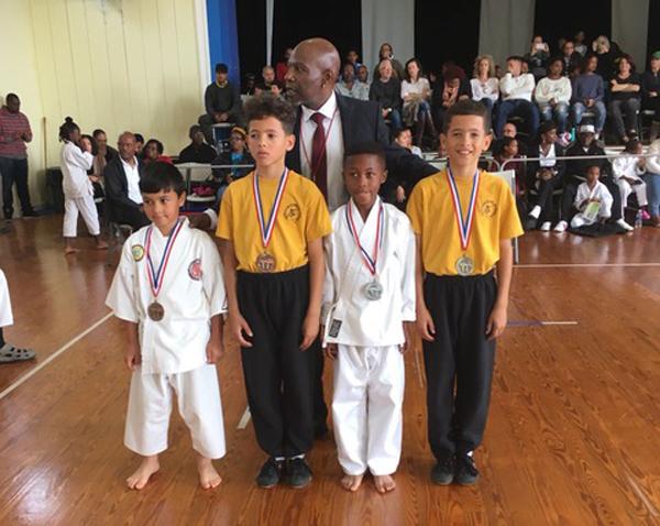 Martial Arts Bermuda March 5 2018 2