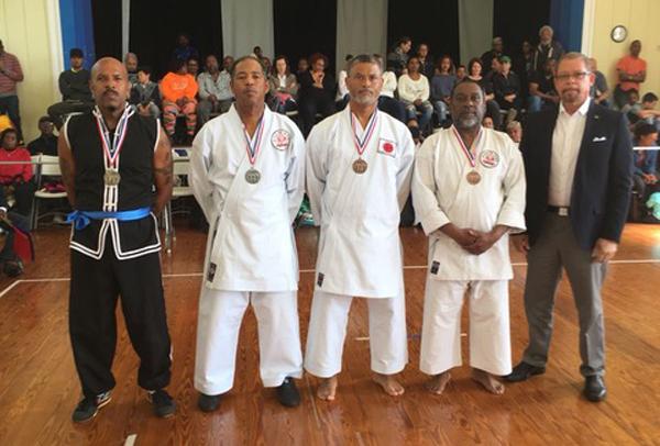 Martial Arts Bermuda March 5 2018 3