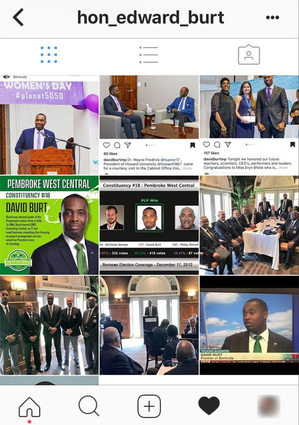 Premier Fake IG Bermuda March 18 2018 1