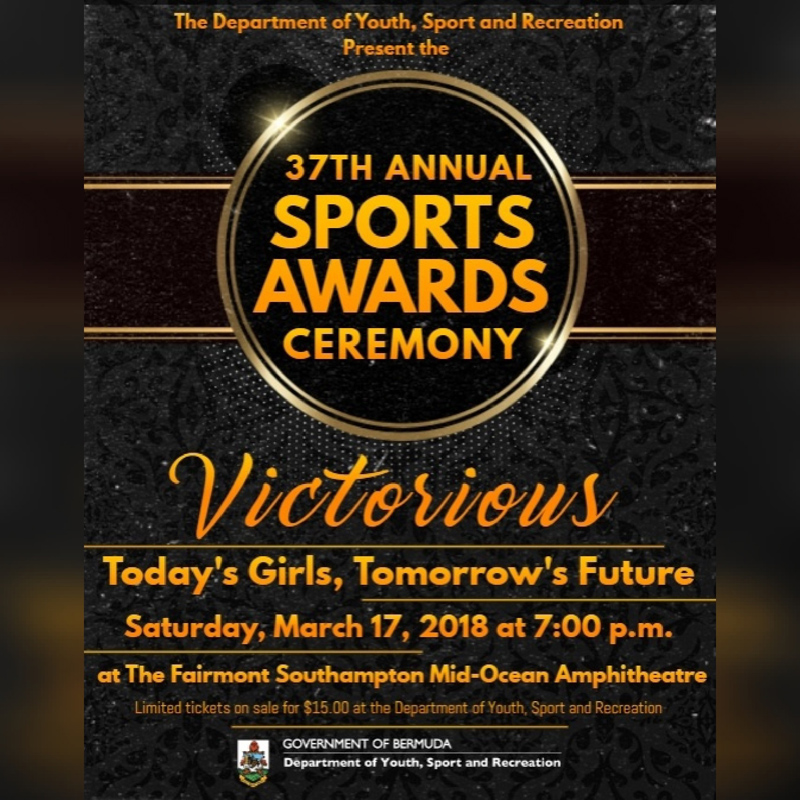 Sports Awards Bermuda March 2018