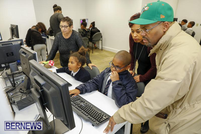 Students Receive Coding Certificates Bermuda, March 26 2018-6764