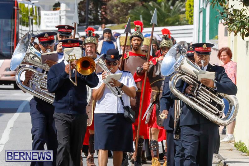 Walk-To-Calvary-Reenactment-Good-Friday-Bermuda-March-30-2018-6991