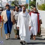 Walk To Calvary Reenactment Good Friday Bermuda, March 30 2018-6992
