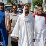 Walk To Calvary Reenactment Good Friday Bermuda, March 30 2018-6993