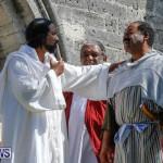 Walk To Calvary Reenactment Good Friday Bermuda, March 30 2018-7022