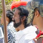 Walk To Calvary Reenactment Good Friday Bermuda, March 30 2018-7064