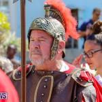 Walk To Calvary Reenactment Good Friday Bermuda, March 30 2018-7070