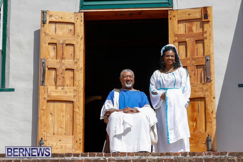 Walk-To-Calvary-Reenactment-Good-Friday-Bermuda-March-30-2018-7125