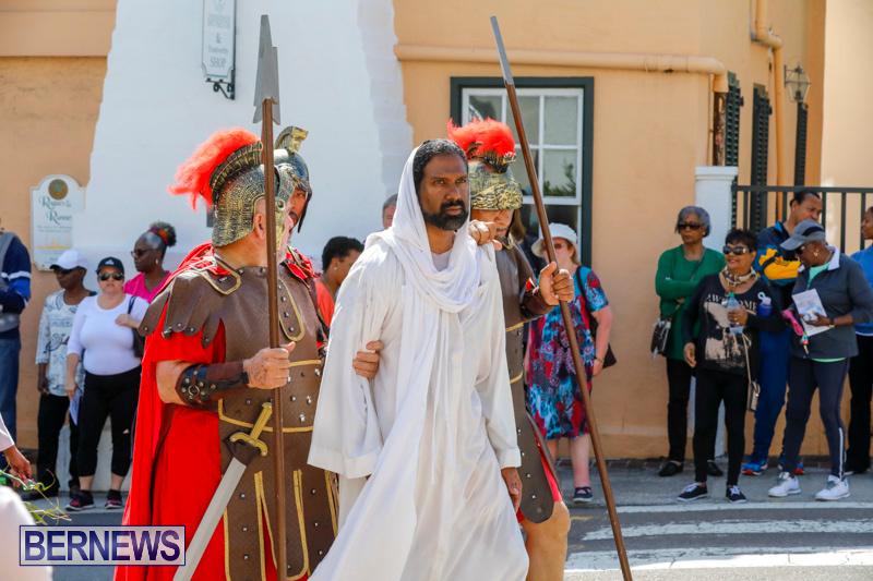 Walk-To-Calvary-Reenactment-Good-Friday-Bermuda-March-30-2018-7128