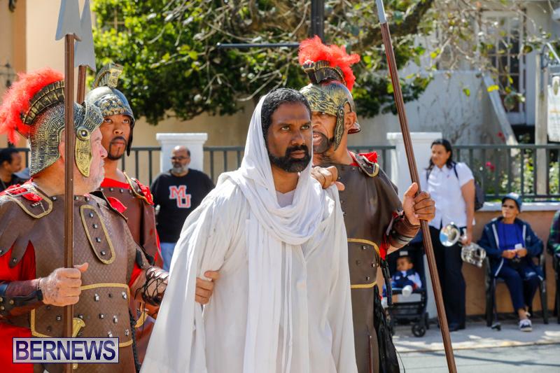 Walk-To-Calvary-Reenactment-Good-Friday-Bermuda-March-30-2018-7133
