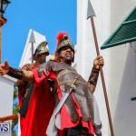 Walk To Calvary Reenactment Good Friday Bermuda, March 30 2018-7163