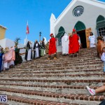 Walk To Calvary Reenactment Good Friday Bermuda, March 30 2018-7174