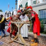 Walk To Calvary Reenactment Good Friday Bermuda, March 30 2018-7183