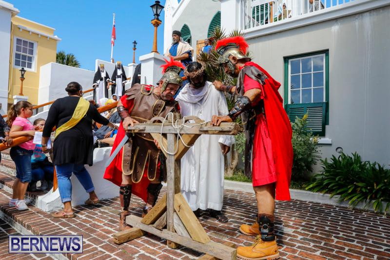 Walk-To-Calvary-Reenactment-Good-Friday-Bermuda-March-30-2018-7183