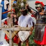 Walk To Calvary Reenactment Good Friday Bermuda, March 30 2018-7186