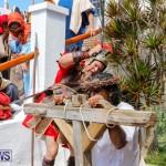 Walk To Calvary Reenactment Good Friday Bermuda, March 30 2018-7199