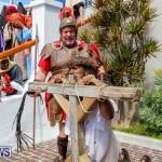Walk To Calvary Reenactment Good Friday Bermuda, March 30 2018-7202