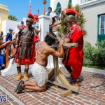Walk To Calvary Reenactment Good Friday Bermuda, March 30 2018-7212