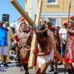 Walk To Calvary Reenactment Good Friday Bermuda, March 30 2018-7217