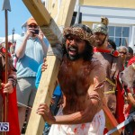 Walk To Calvary Reenactment Good Friday Bermuda, March 30 2018-7220