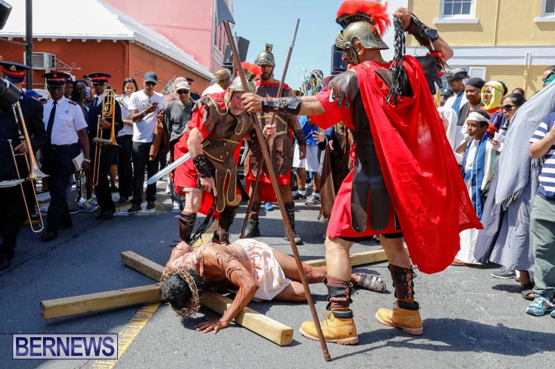 Walk-To-Calvary-Reenactment-Good-Friday-Bermuda-March-30-2018-7230