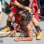 Walk To Calvary Reenactment Good Friday Bermuda, March 30 2018-7263
