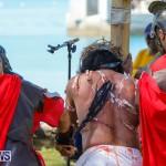 Walk To Calvary Reenactment Good Friday Bermuda, March 30 2018-7279
