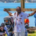 Walk To Calvary Reenactment Good Friday Bermuda, March 30 2018-7281