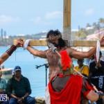 Walk To Calvary Reenactment Good Friday Bermuda, March 30 2018-7292
