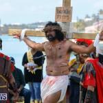 Walk To Calvary Reenactment Good Friday Bermuda, March 30 2018-7309