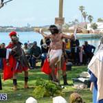 Walk To Calvary Reenactment Good Friday Bermuda, March 30 2018-7313