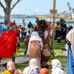 Walk To Calvary Reenactment Good Friday Bermuda, March 30 2018-7350