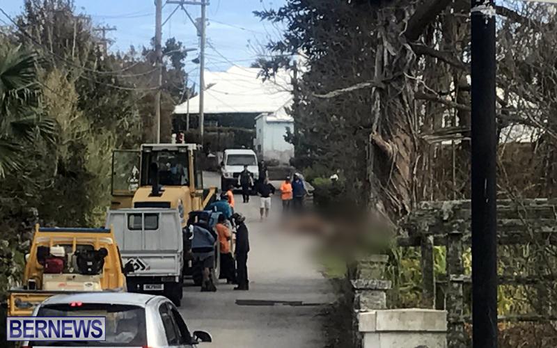 incident Bermuda March 8 2018