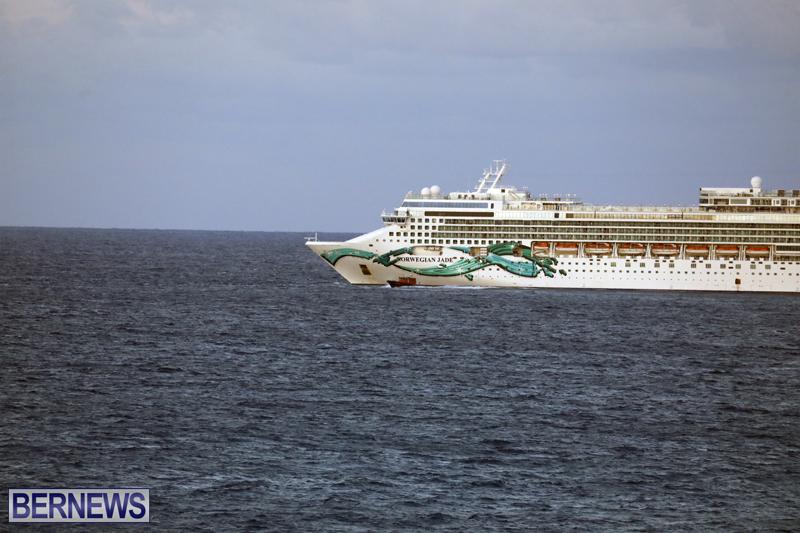 'Norwegian Jade' cruise ship Bermuda April 23 2018 (4)