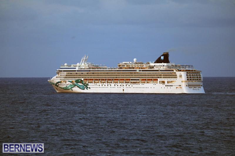 'Norwegian Jade' cruise ship Bermuda April 23 2018 (8)