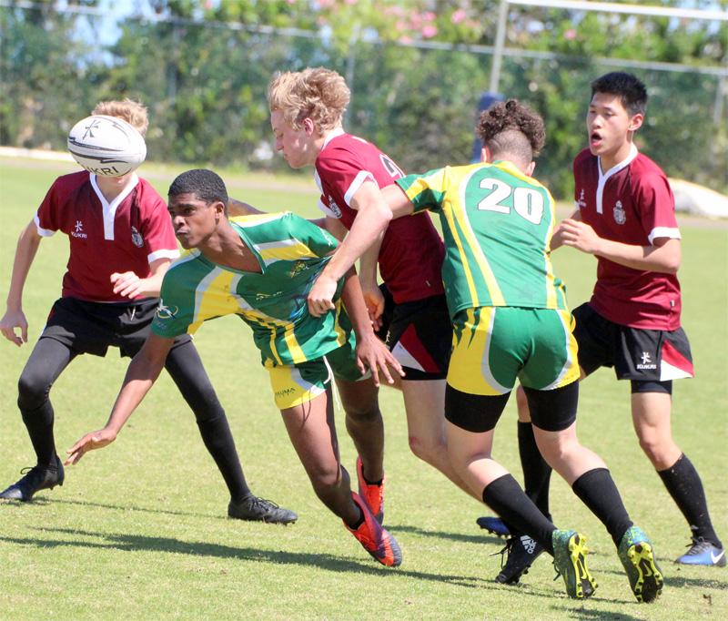 Bermuda Rugby April 2018