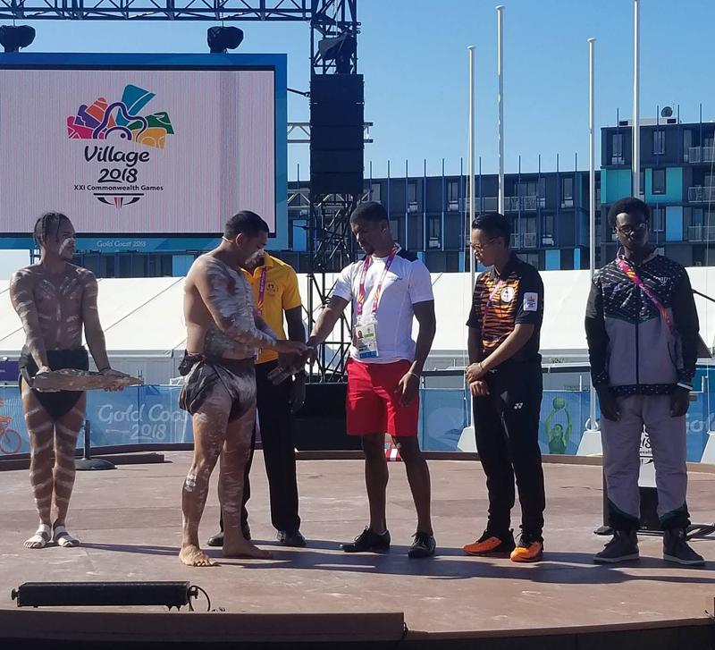 Commonwealth Games Bermuda April 4 2018 (6)