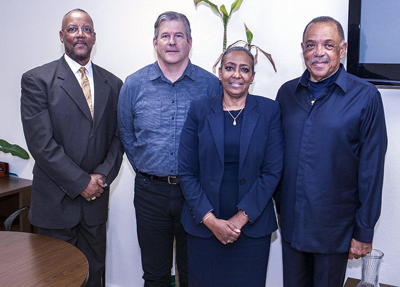 Govt Reform Union Negotiation Team Bermuda April 2018