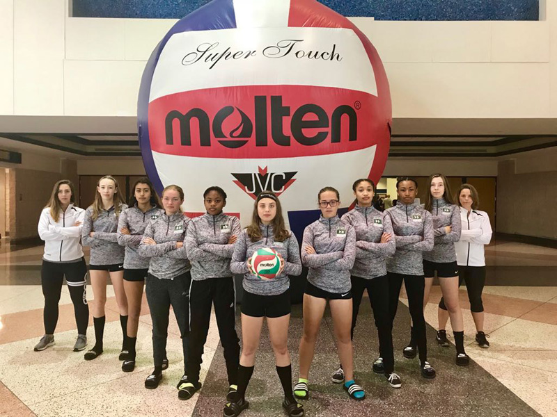 Junior Girls Volleyball Bermuda April 2018 (3)